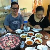 Photo taken at Cho Ga Jip Korean Restaurant by Tyrone A. on 9/25/2011