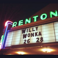 Photo taken at Renton Civic Theatre by Duane M. on 1/28/2012