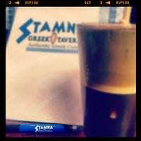 Foto scattata a Stamna Greek Taverna da Mike S. il 4/25/2012