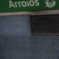 Photo taken at Metro Arroios [VD] by Carla S. on 9/11/2012