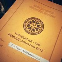 Photo taken at Fakultas Sastra by Adil E. on 8/9/2012