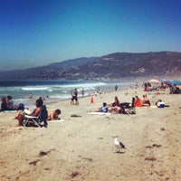 Photo prise au Zuma Beach par Lucas M. le7/19/2012
