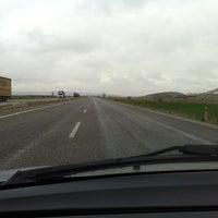 Photo taken at Afyon - Konya Yolu by Emrah B. on 4/11/2012