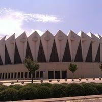 Photo taken at Hampton Coliseum by @OfficialCurtia on 8/4/2012