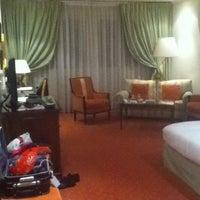 Photo taken at Hotel Bristol Geneva by Stefán J. on 5/24/2012