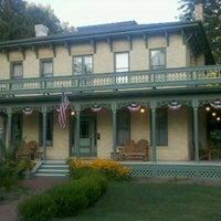Photo taken at Walking Iron Bed and Breakfast by Randy W. on 8/22/2011