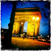 Photo taken at Place Charles de Gaulle by Jp B. on 4/27/2011