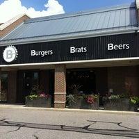 Photo taken at B Spot Burgers by Josh C. on 8/18/2011