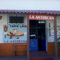 Photo taken at La Antorcha by Nelson M. on 1/8/2012