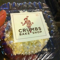 Photo taken at Crumbs Bake Shop by Elissa H. on 10/25/2011