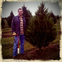 Photo taken at Christmas Forest by Kelly S. on 11/27/2011