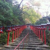11/5/2011にJun K.が貴船神社で撮った写真