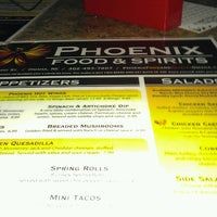 Photo taken at Phoenix Food & Spirits by Danielle L. on 8/1/2012
