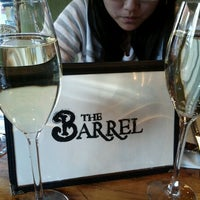 Photo taken at The Barrel by Dany S. on 11/21/2011