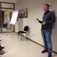 Photo taken at Собрание Региона by Ramil B. on 8/29/2012