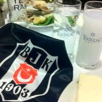 Photo taken at Olta Balık by ilker G. on 3/15/2012
