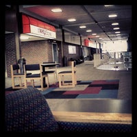 Photo taken at Downing Student Union by Gavin E. on 5/1/2012