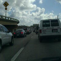 Photo taken at Dolphin Expressway 836 by Bennett G. on 7/20/2012