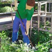 Photo taken at Reiman Gardens by Edye B. on 7/9/2012