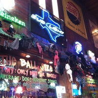 Photo taken at Coyote Ugly Saloon - San Antonio by Shelby S. on 3/21/2012