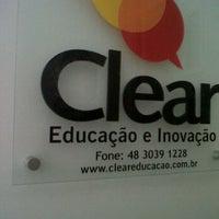 Photo taken at Clear Educação e Inovação by Juliana F. on 4/27/2012
