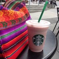Photo taken at Starbucks by Katia V. on 4/10/2012
