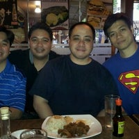 Photo taken at Steak Plus by Jerome O. on 3/14/2012