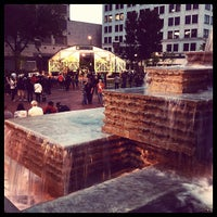 Photo taken at Park Central Square by Donnie R. on 6/2/2012