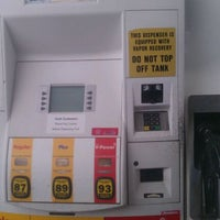 Photo taken at Shell by Dwayne A. on 4/16/2012