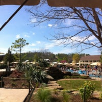 Photo taken at Hyatt Regency Lost Pines Resort & Spa by Sean J. on 3/12/2012