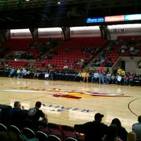Photo taken at Canton Memorial Civic Center by Tom S. on 3/11/2012