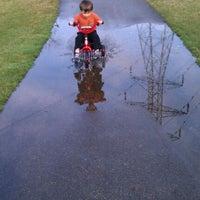 Photo taken at Thompson Park by Patrick E. on 3/16/2012