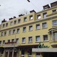 Photo taken at Hotel Eden by Ralf on 7/13/2012