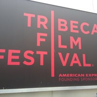 Photo taken at Tribeca Cinemas by Tarik S. on 5/6/2012