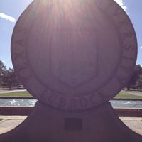 Photo taken at Texas Tech University by Chris S. on 7/29/2012