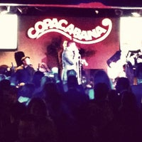 Photo taken at The Copacabana by Chad W. on 5/4/2012