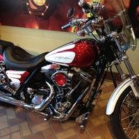 Photo taken at Lynchburg Harley-Davidson by Justin E. on 6/8/2012