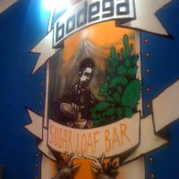 Photo taken at Bodega Bar & Cantina by Lyle B. on 3/6/2012