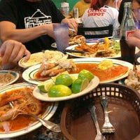 Photo taken at Alegrias Seafood Chicago by Natalie G. on 6/6/2012