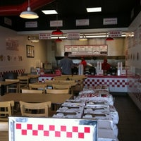 Photo taken at Five Guys by Carmen J. on 8/8/2012