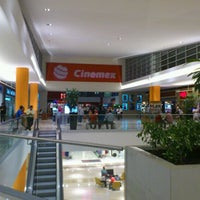 Photo taken at Cinemex by Ed C. on 4/29/2012