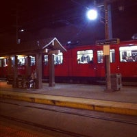 Photo taken at Old Town Trolley Station and Transit Center by ken a. on 3/25/2012