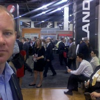 Photo taken at ICSC RECon by Cameron I. on 5/21/2012