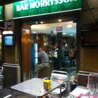 Foto tomada en Bar Morryssom por Digerible d. el 9/3/2012