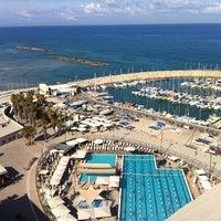 Photo taken at The Carlton Hotel Tel Aviv by Nova on 5/21/2012