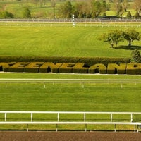 Photo taken at Keeneland by Chuck L. on 4/6/2012