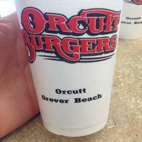 Photo taken at Orcutt Burger by Ulises N. on 7/30/2012