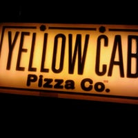 Photo taken at Yellow Cab Pizza Co. by Sean R. on 7/15/2012