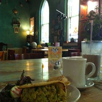 Photo taken at Beans in the Belfry Meeting Place and Cafe by Daniel M. on 8/5/2012