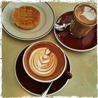 Photo taken at Tiong Bahru Bakery by Oli S. on 6/17/2012